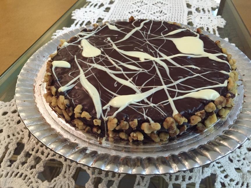 Queen of Sheba – Um bolo de chocolateinesquecível